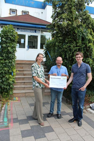 CLARK Europe supports the Peace Village in Oberhausen