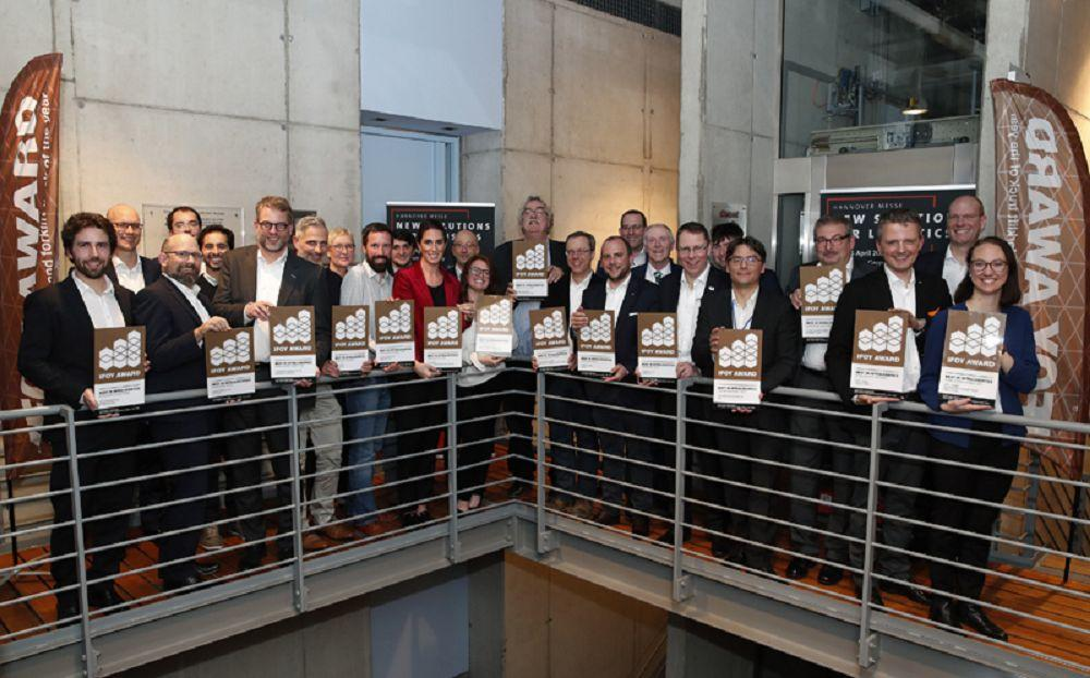 IFOY Innovation Check 2019 Verleihung Certificate