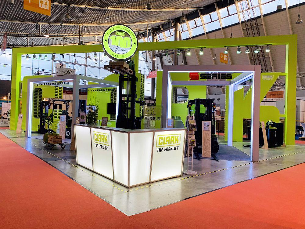 CLARK at the LogiMAT 2019