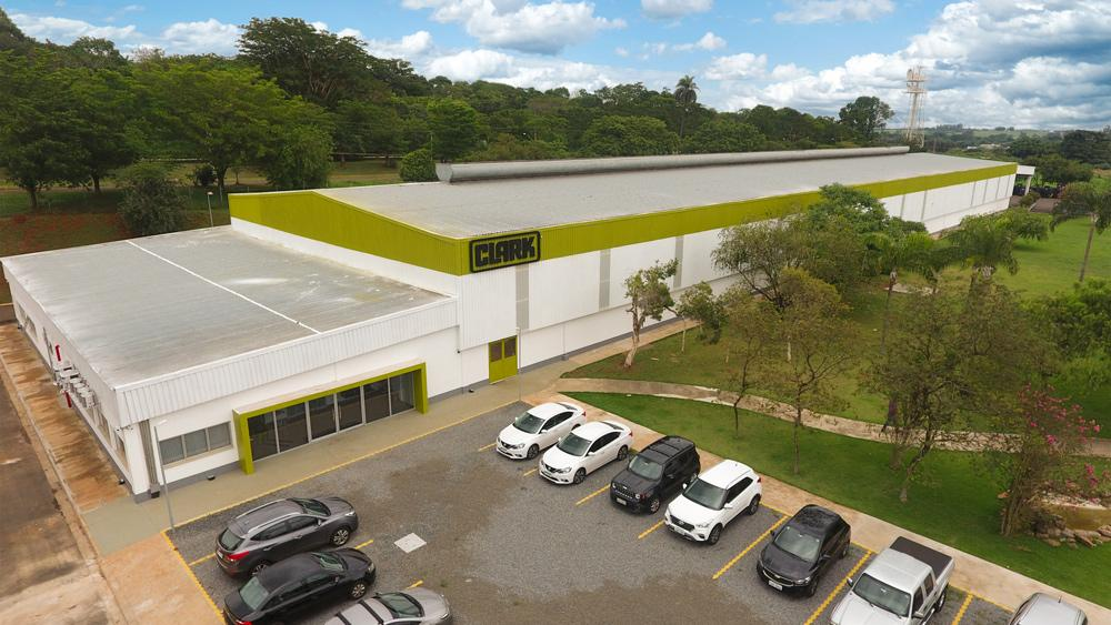 Clark invests in a new company headquarters in Brazil