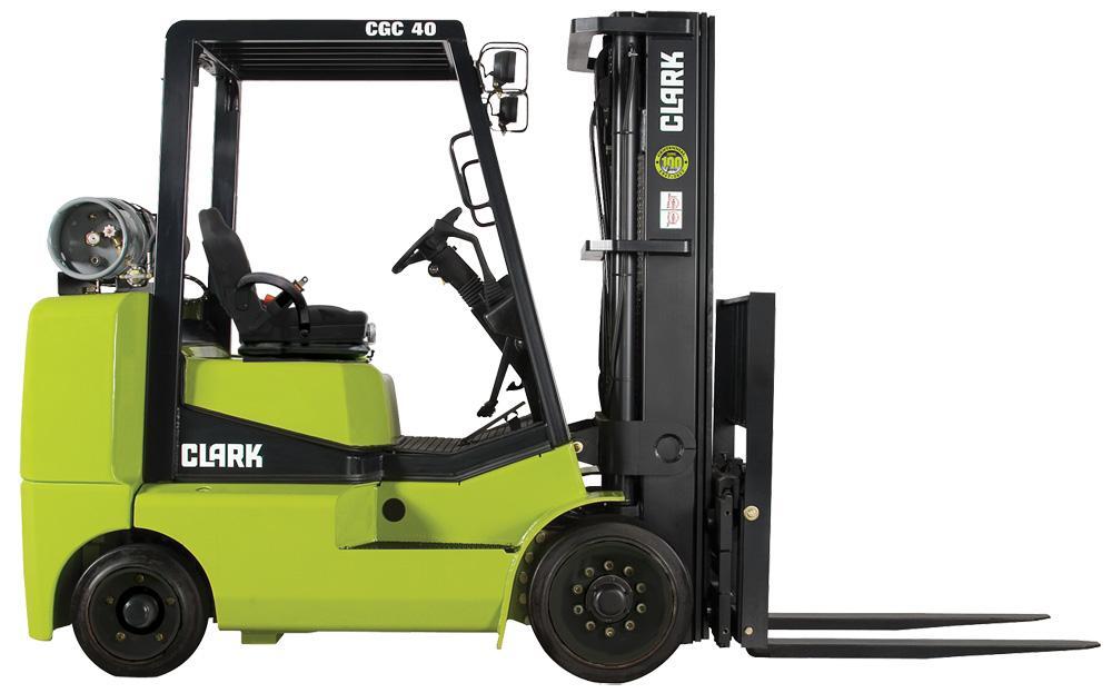 CGC40/50/55/60/70 - CLARK Europe GmbH