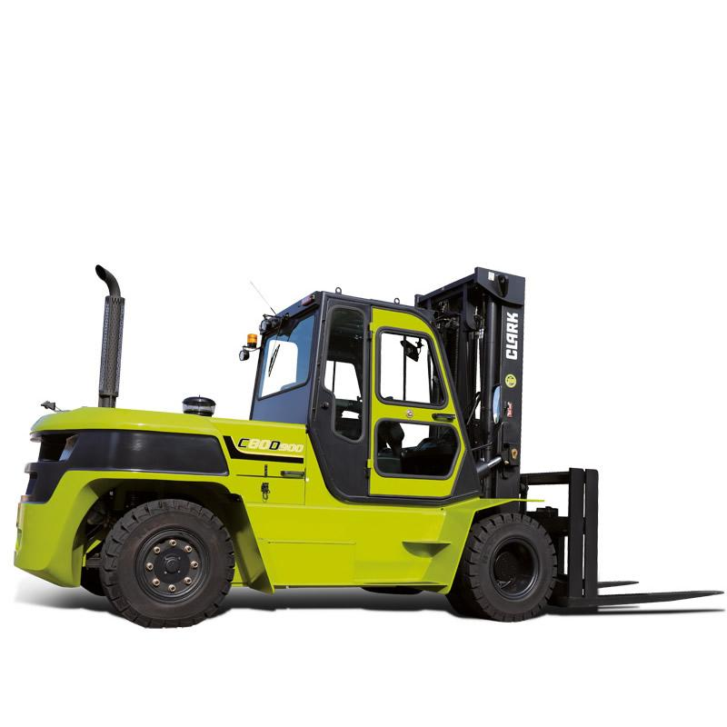 Forklift with diesel drive C80D900