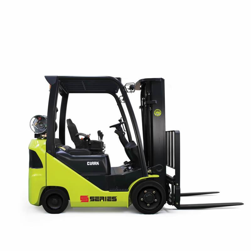 Forklift with diesel or LPG drive S20-32C