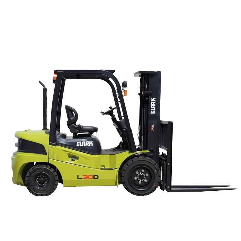 Forklift truck with diesel drive L20-33