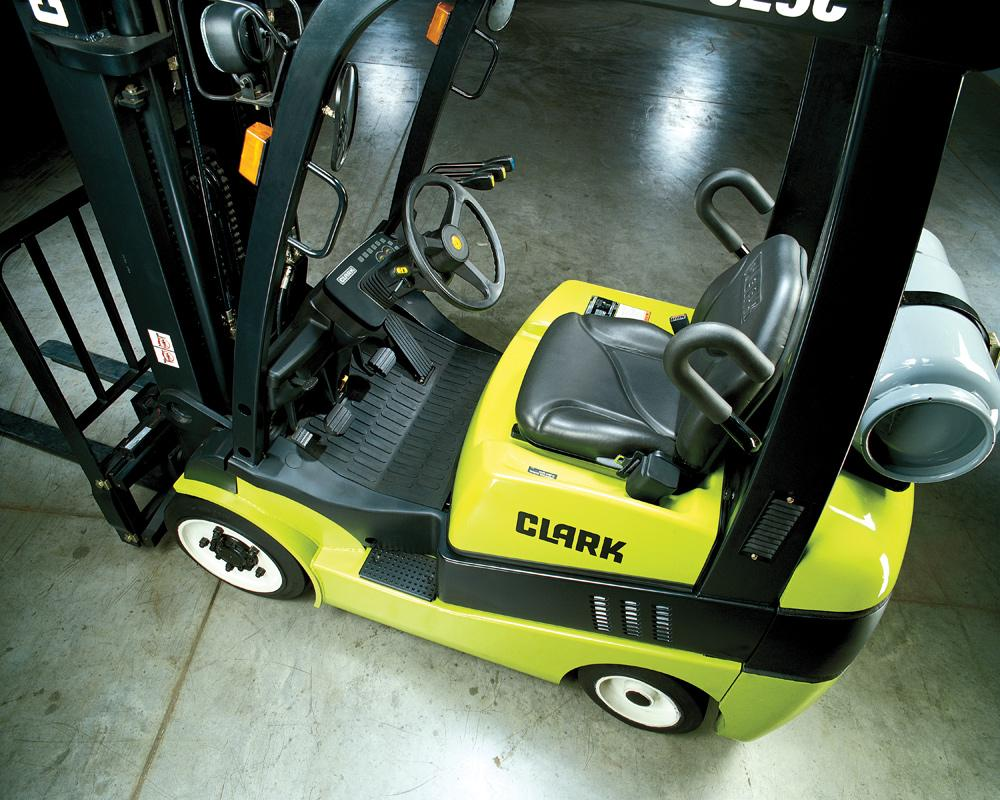 Compact Forklift With Lpg Drive C20-32c