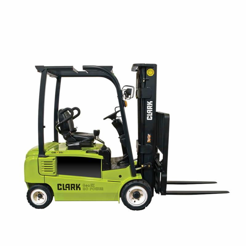 Electric four-wheel forklift GEX16-20s