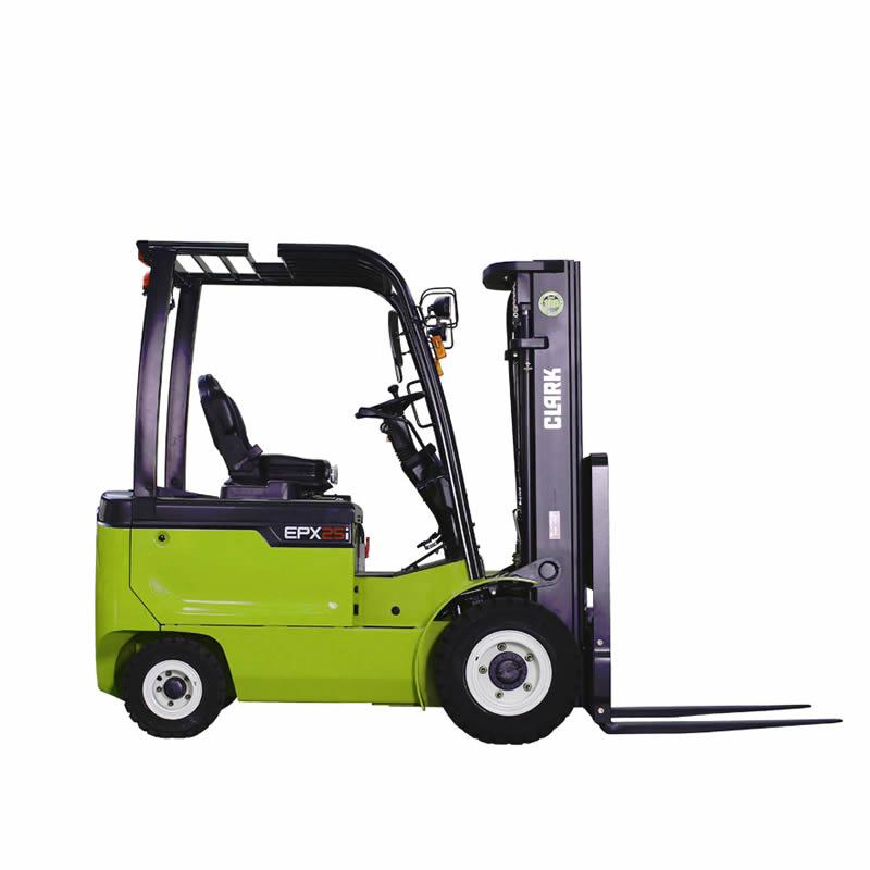Electric four-wheel forklift EPX20-32i