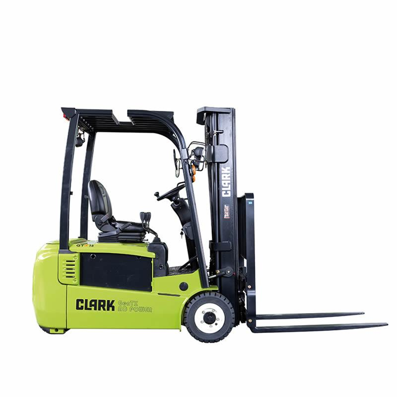 Electric three-wheel forklift GTX16-20s