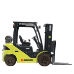 Diesel or LPG powered forklifts