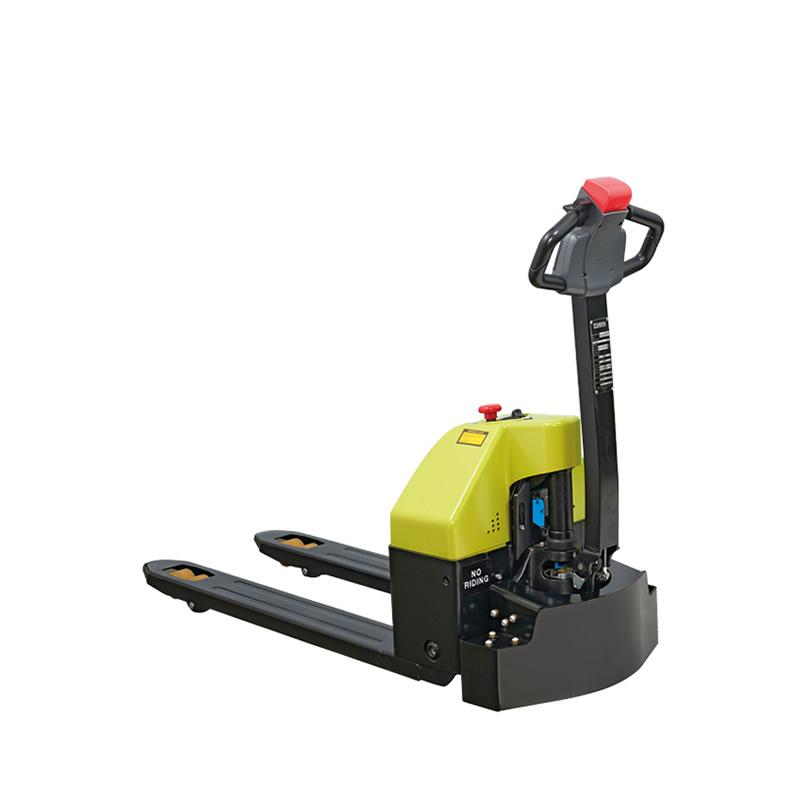 Electric low lift pallet truck WP15