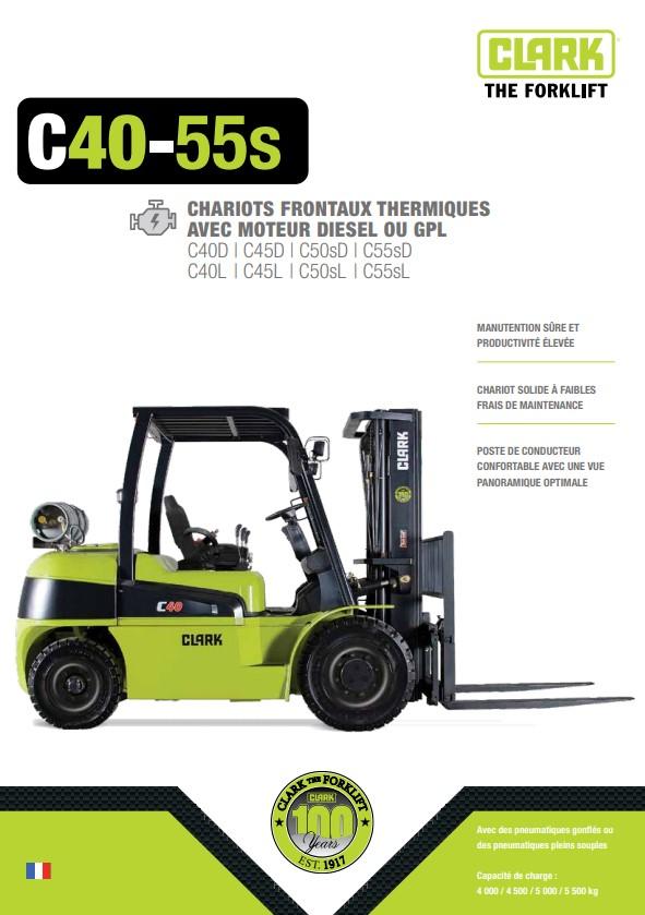 044 Brochure CLARK C40 55s FR 4469911 Stage5