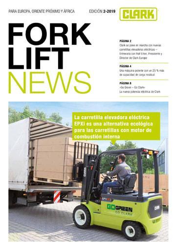CLARK ForkliftNews 2 2019 ES