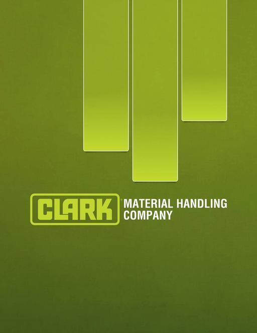 CLARK Company Brochure CMHEU