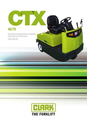 025 Brochure CLARK CTX40 70 ES 4576729