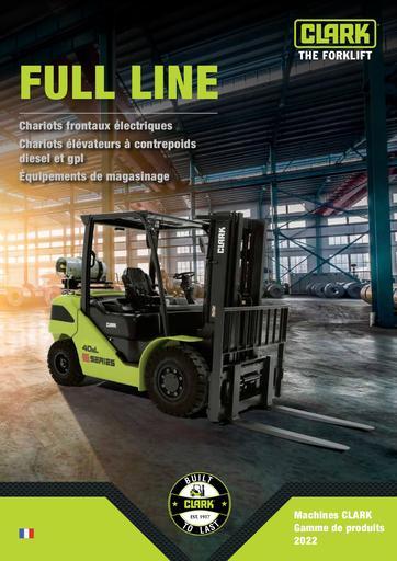 070 Brochure CLARK FULL-LINE 2021 FR 4576146