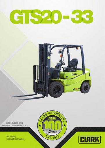 042 Brochure CLARK GTS20 33 EN 4579983
