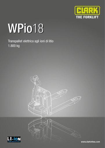 003 SpecSheet CLARK WPio18 IT 4583102