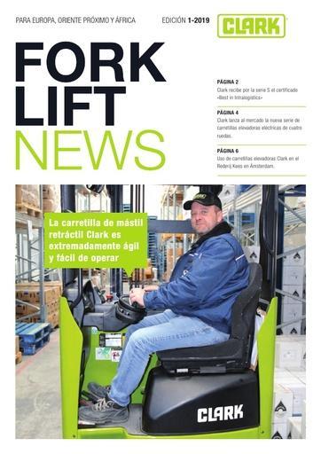CLARK Forklift News 1 19 ES