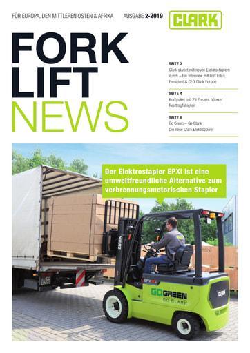 CLARK ForkliftNews 2 2019 DE