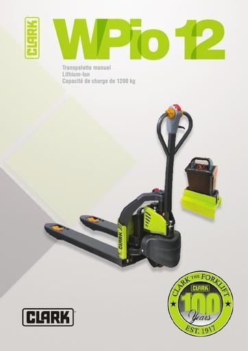 001 Brochure CLARK WPio12 FR 4581364