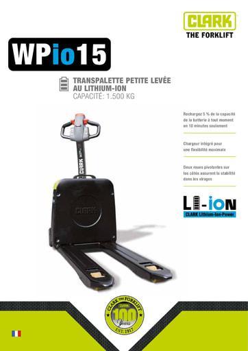 002 Brochure CLARK WPio15 FR