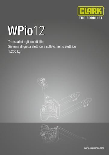 001 SpecSheet CLARK WPio12 IT 4581380