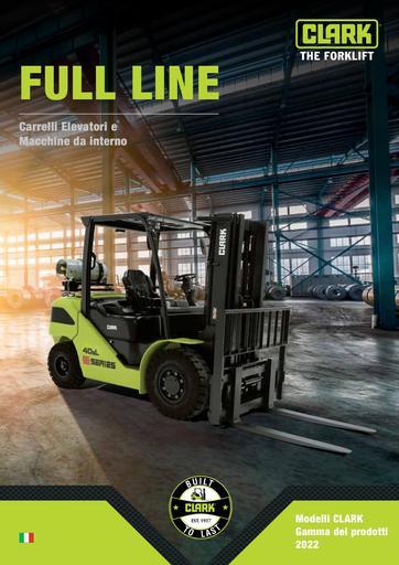 070 Brochure CLARK FULL-LINE 2021 IT 4578038