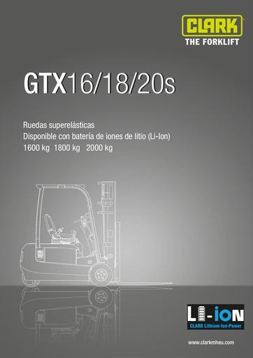 060 SpecSheet CLARK GTX16 20s ES 4576709