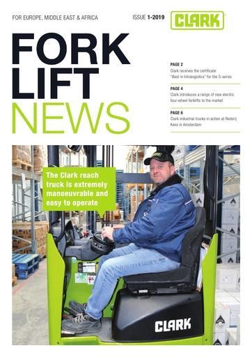 CLARK Forklift News 1 19