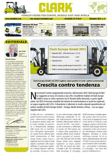 IT CLARK Forklift News 312