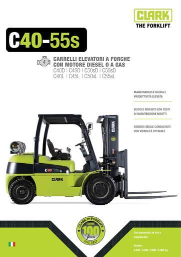 044 Brochure CLARK C40 55s IT 4469910 Stage5