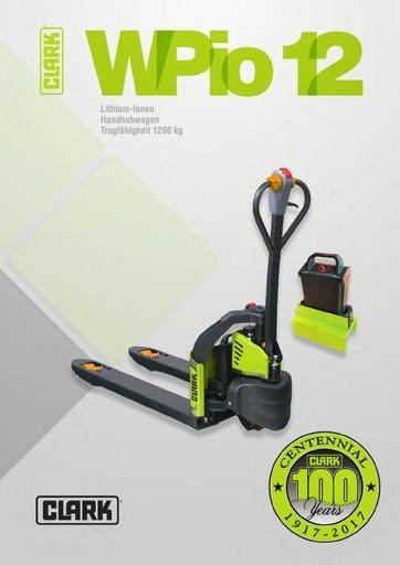 001 Brochure CLARK WPio12 DE 4580932