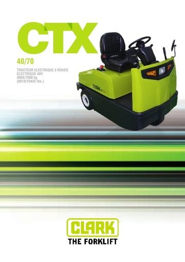 025 Brochure CLARK CTX40 70 FR 4576425