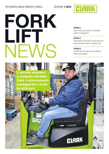 CLARK Forklift News 1 19 IT
