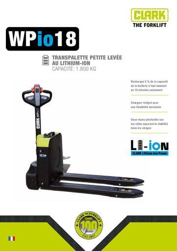 003 Brochure CLARK WPio18 FR