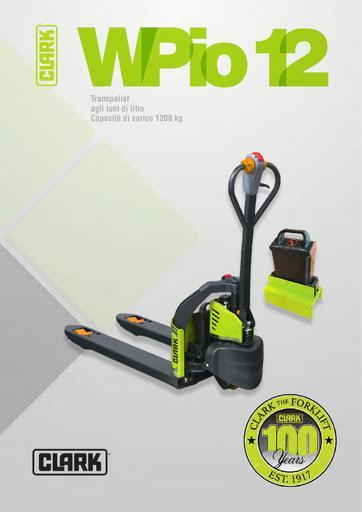 001 Brochure CLARK WPio12 IT 4581365