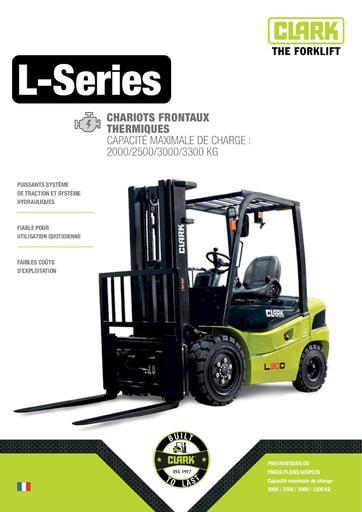 047 Brochure CLARK L20 33 FR