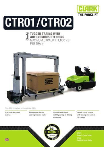 035 Brochure CLARK CTR01 02 EN Tugger Train