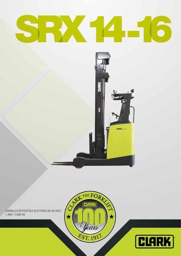 022 Brochure CLARK SRX 14 16 IT 4580186