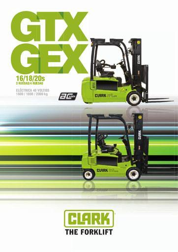 060 Brochure CLARK GTX GEX 16 20s ES 4576727