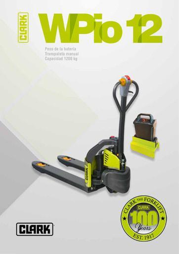 001 Brochure CLARK WPio12 ES 4581366