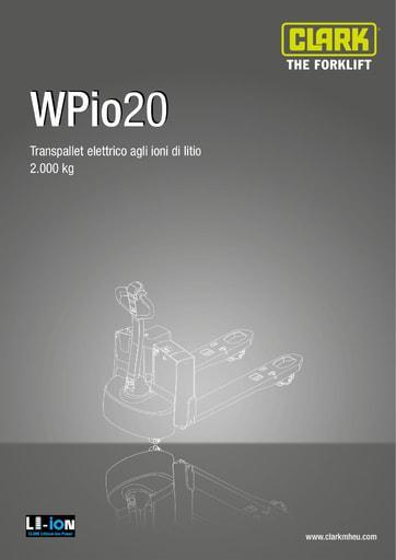 004 SpecSheet CLARK WPio20 IT 4582221