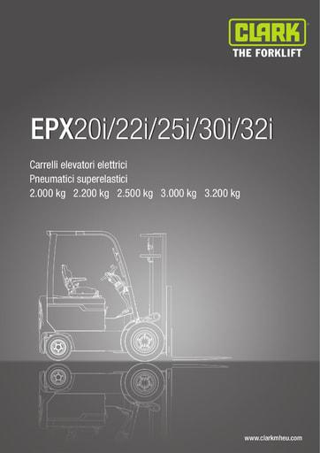 062 SpecSheet CLARK EPX20 32i IT 4581971
