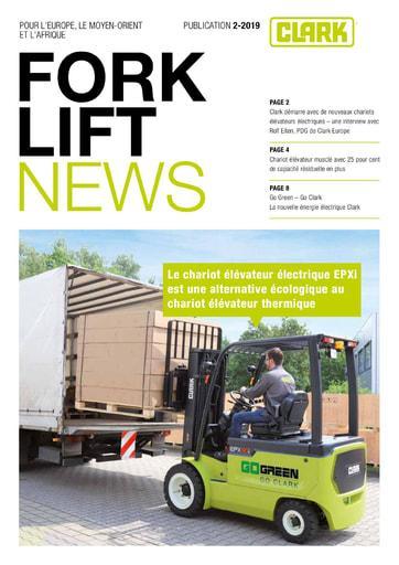 CLARK ForkliftNews 2 2019 FR