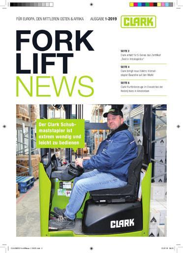 CLARK Forklift News 1 19 DE