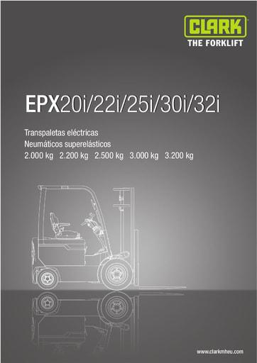 062 SpecSheet CLARK EPX20 32i ES 4581970