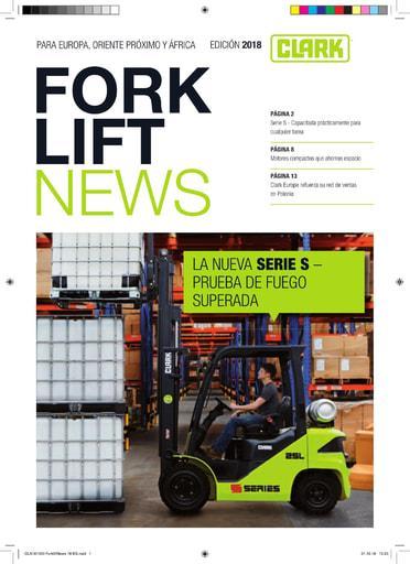 ES CLARK Forklift News 118