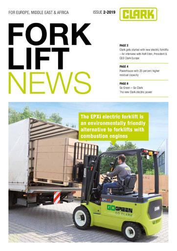 CLARK ForkliftNews 2 2019 UK