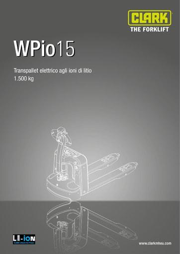 002 SpecSheet CLARK WPio15 IT 4583097