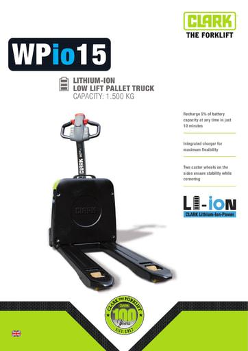 002 Brochure CLARK WPio15 UK
